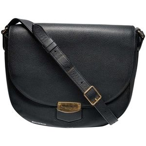 Celine Medium Trotteur Black Crossbody Bag